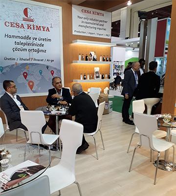 Şirketimiz GROWTECH EURASIA 2017 fuarına katıldı.
